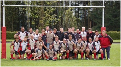 2007-8 First Division Mens BC Champions