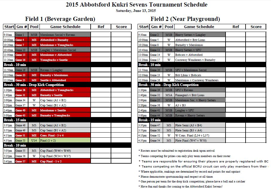 Abby Sevens Schedule pg 1