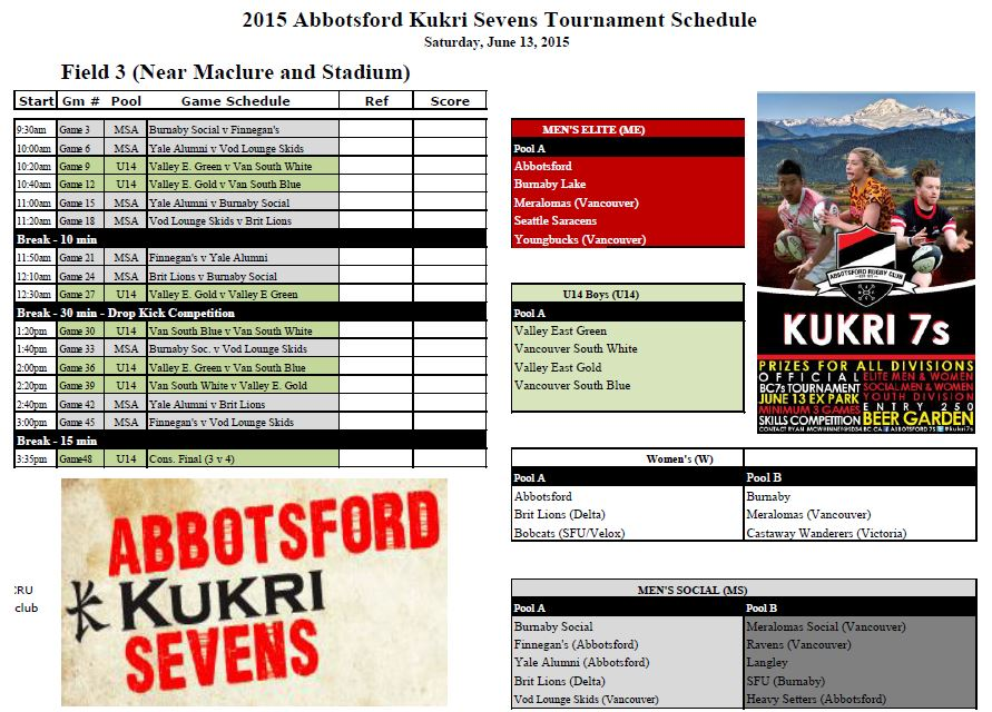 Abby Sevens Schedule pg 2