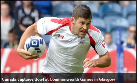 Douglas Commonwealth Games 2014